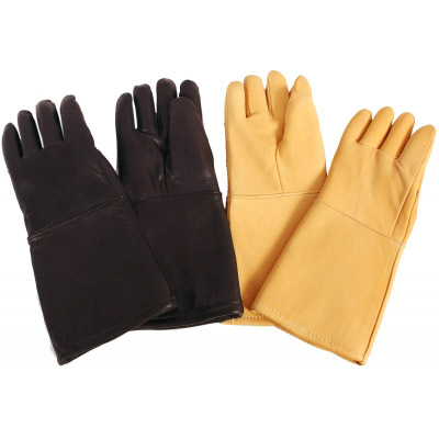 Leather Lead Gloves Model 200L