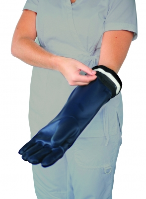 Lead Gloves With Removable Liner