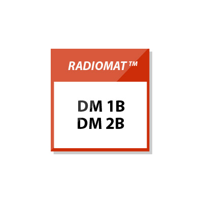 RADIOMAT DM 1B and DM 2B