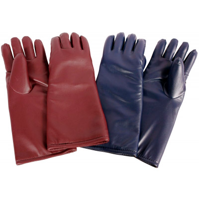 Vinyl Lead Gloves Model 100V